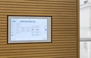 Cretsron Touchpanel Touchdisplay Mediensteuerung