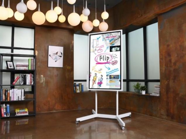 Samsung Flip Digitales Flipchart FL!P