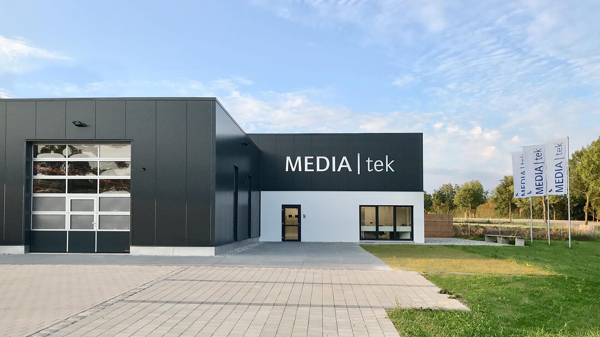Fertigung mit Lager Mediatek Binabiburg